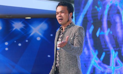 Thí sinh Vietnam Idol hát ca khúc tự sáng tác, mong tìm được vợ con