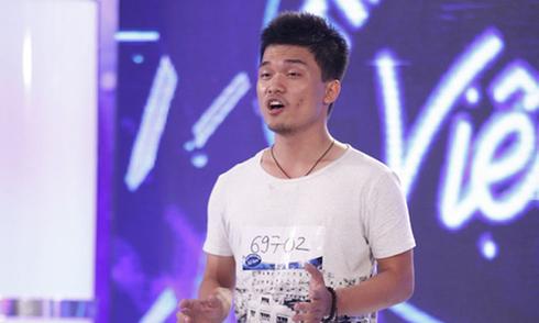 Quang Tiến khiến giám khảo Vietnam Idol cười ngặt nghẽo với ca khúc 'Thằng Nam khóc'