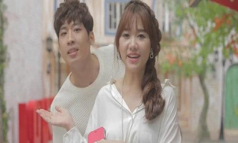 Hari Won tiết lộ mẫu đàn ông lý tưởng phải cao hơn 1m83