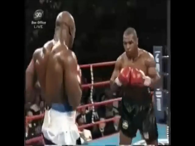 Đại chiến Holyfield - Tyson