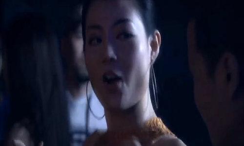 Cảnh nóng của Phan Hương và Khải 'Sở Khanh'