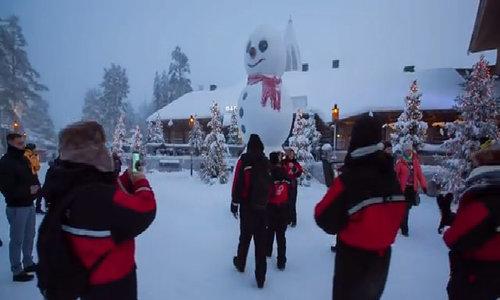Rovaniemi - quê hương của ông già Noel