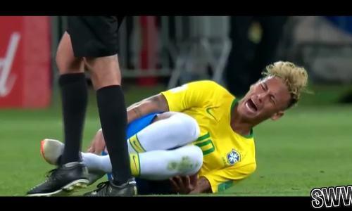 Neymar bị phạm lỗi nhiều nhất tại World Cup 20 năm qua