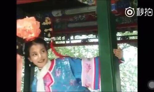 """Triệu Vy, Tô Hữu Bằng trong phim """"Hoàn Châu Cách cách"""""""