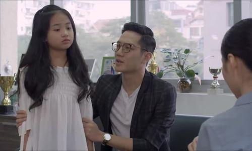 Vẻ cá tính của diễn viên nhí Hà Anh