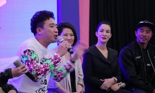 Trấn Thành nói tiếng Anh kiểu Thái