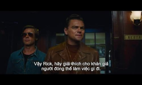 Trailer Once Upon A Time In Hollywood