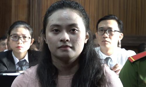 Hot girlNgọc Miu cùng người tình Văn Kính Dương hầu tòa