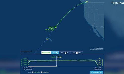 Gần 40 hành khách của máy bay Canada bị thương vì gặp nhiễu động