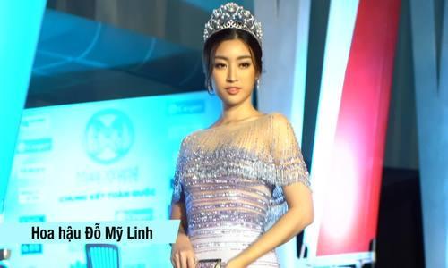 Thảm đỏ Hoa hậu Thế giới Việt Nam 2019