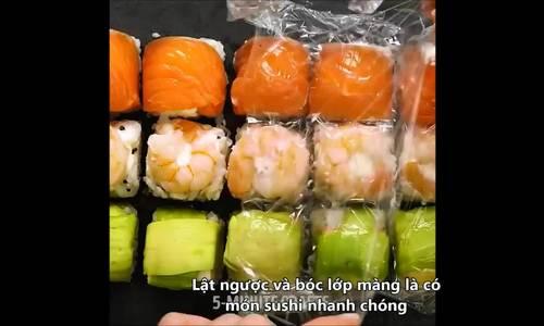 Cách làm đồ ăn nhanh từ khay đá