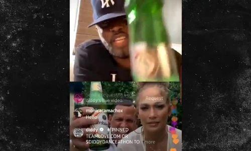 Jennifer Lopez khiêu vũ trực tuyến với bạn trai cũ