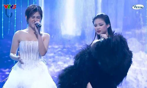 Dương Hoàng Yến - Thu Hoài diễn chung kết Trời sinh một cặp