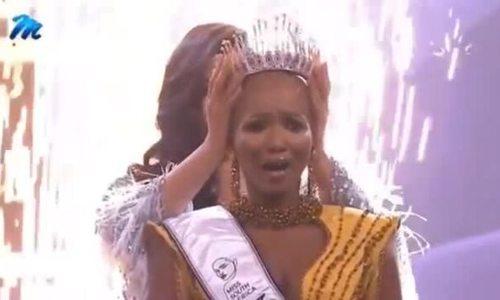 Mỹ nhân đầu trọc đăng quang Hoa hậu Nam Phi 2020