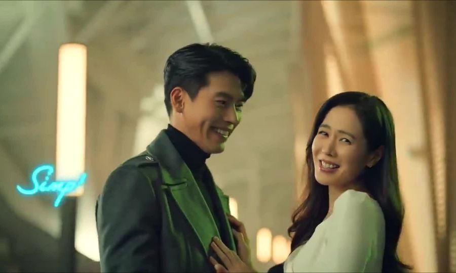 Son Ye Jin - Hyun Bin trong quảng cáo mới đây