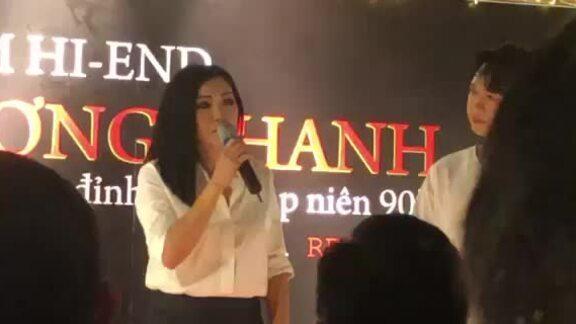 Phương Thanh chia sẻ lý do làm album hi end