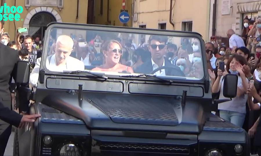 Hôn lễ của tuyển thủ Italy Bernardeschi