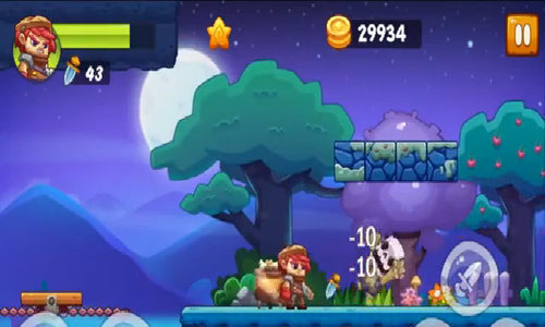Trailer giới thiệu game Super Jungle Man