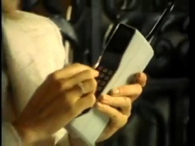 Motorola DynaTAC 8000X (1984)