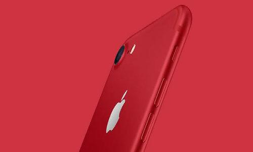 iPhone 7 màu đỏ chính hãng sẽ có trong tháng 4