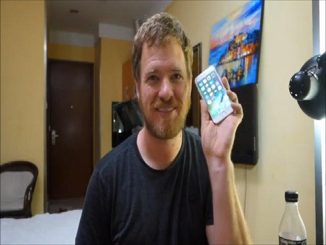 Lắp ráp iPhone 6s hoàn chỉnh