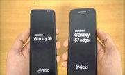 So sánh Galaxy S7 và Galaxy S8