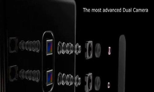 Video đồ họa Galaxy Note 8 với camera kép