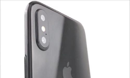 iPhone 8 xuất hiện sắc nét từng chi tiết