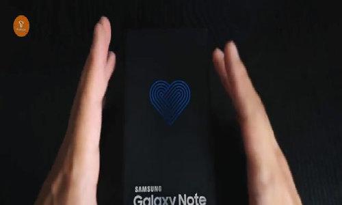 Galaxy Note Fan Edition bán chạy