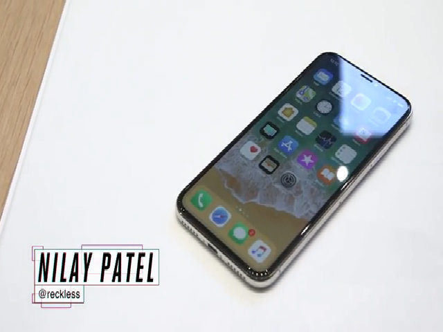 Video thực tế iPhone X