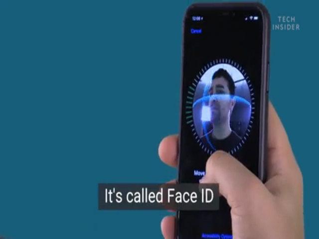 Face ID hoạt động thế nào trên iPhone X