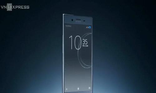 Đánh giá điện thoại Sony XZ