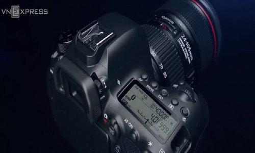 Đánh giá máy ảnh Canon 6D M2