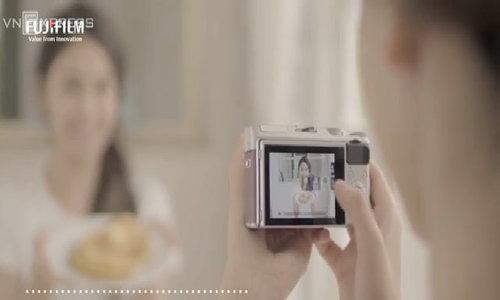 Đánh giá máy ảnh Fujifilm X-A3