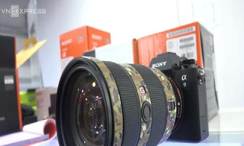 Đánh giá máy ảnh Sony A9