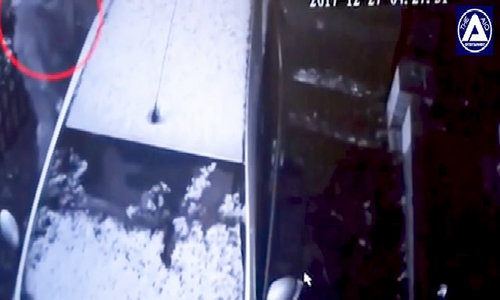 Trộm đột nhập vào ôtô chỉ trong 12 giây
