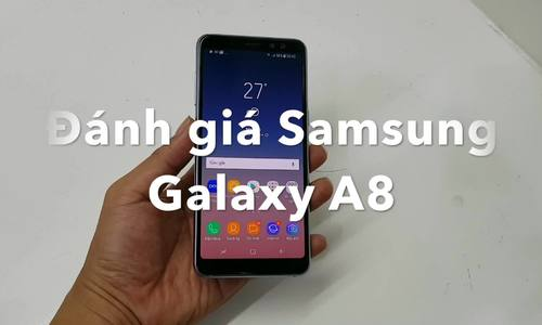 Galaxy A8 smartphone selfie tốt nhất của Samsung (Bài tết)