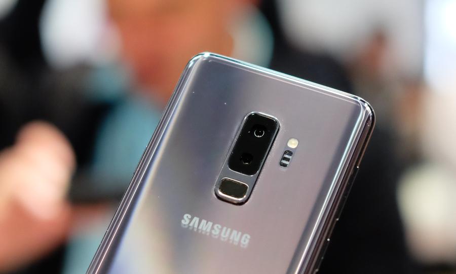 Trải nghiệm nhanh Galaxy S9+