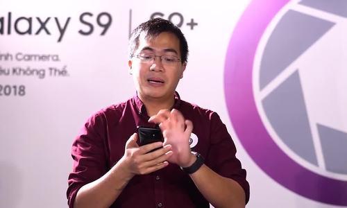 Các chuyên gia công nghệ Việt nhận xét về Galaxy S9