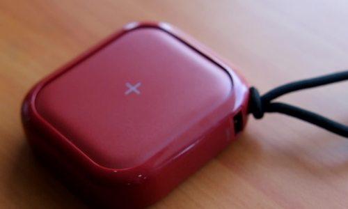 Thử khả năng sạc không dây trên pin Mipow Cube X