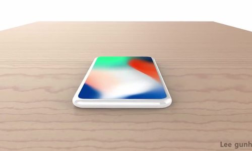 Ý tưởng iPhone 100 'siêu đàn hồi'