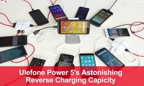 Smartphone Trung Quốc sạc được cùng lúc 11 điện thoại - ảnh 1
