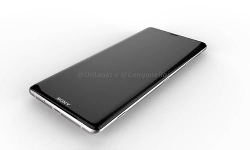 Bản dựng Sony Xperia XZ3