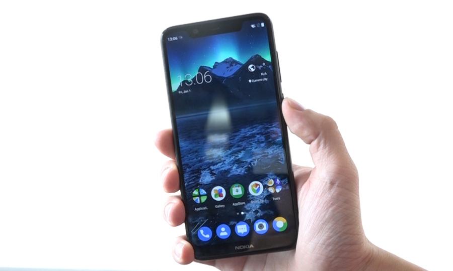 Điện thoại Nokia X5