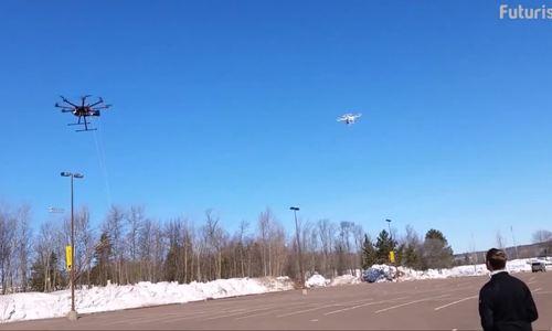 Quân đội Mỹ tìm mua súng vi sóng có thể bắn hạ drone