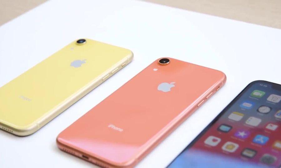 Video thực tế iPhone Xr tại lễ ra mắt