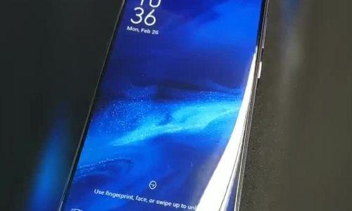 Zenfone 6 lộ ảnh với màn hình 'giọt nước'