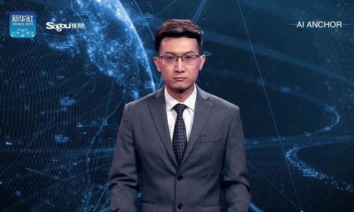 Trung Quốc sử dụng AI làm phát thanh viên