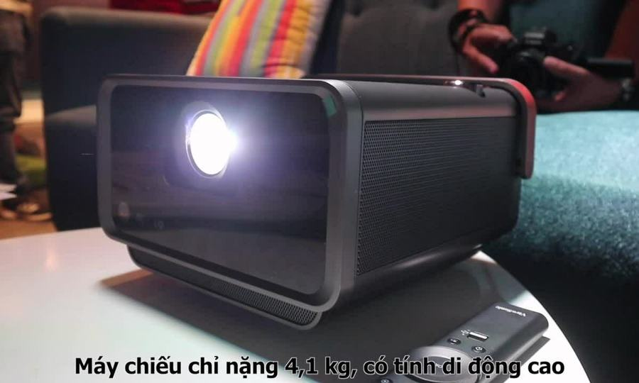 Máy chiếu 4K của ViewSonic
