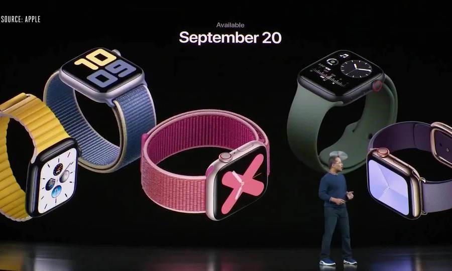 Toàn cảnh lễ công bố iPhone 11